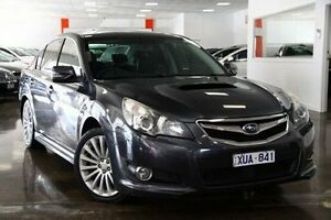 2010 Subaru Liberty B5 MY10 GT AWD Premium 5 Speed Sports Automatic Sedan Frankston Frankston Area Preview