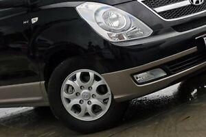 2014 Hyundai iMAX TQ MY13 Black 4 Speed Automatic Wagon Nunawading Whitehorse Area Preview