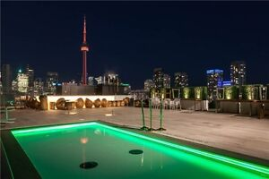 Beautiful 1 Bed 1 Bath - Amazing Location in New Condo King West