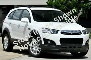 2015 Holden Captiva CG MY15 7 Active Grey 6 Speed Sports Automatic Wagon Watsonia Banyule Area Preview