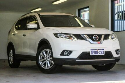 2015 Nissan X-Trail T32 ST-L X-tronic 2WD White 7 Speed Constant Variable Wagon Melville Melville Area Preview