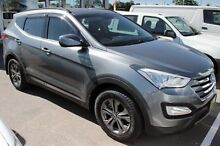 2012 Hyundai Santa Fe DM Active CRDi (4x4) 6 Speed Automatic Wagon Cardiff Lake Macquarie Area Preview