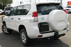 2012 Toyota Landcruiser Prado KDJ150R GX White 5 Speed Sports Automatic Wagon Acacia Ridge Brisbane South West Preview