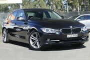 2012 BMW 328I F30 Black 8 Speed Sports Automatic Sedan Liverpool Liverpool Area Preview