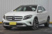 2015 Mercedes-Benz GLA200 X156 806MY d DCT White 7 Speed Sports Automatic Dual Clutch Wagon Hendra Brisbane North East Preview