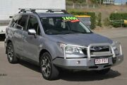 2014 Subaru Forester S4 MY14 2.0D-S AWD Silver 6 Speed Manual Wagon Gympie Gympie Area Preview