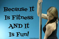 4 Week Intro to Pole at PoleJunkies RD June 5