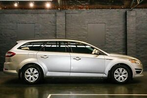 2012 Ford Mondeo MC LX PwrShift TDCi Silver 6 Speed Sports Automatic Dual Clutch Wagon Northbridge Perth City Area Preview