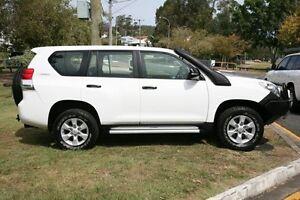 2010 Toyota Landcruiser Prado KDJ150R GX White 6 Speed Manual Wagon Yeerongpilly Brisbane South West Preview