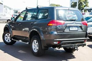 2011 Mitsubishi Challenger PB (KH) MY11 Grey 5 Speed Sports Automatic Wagon Cannington Canning Area Preview