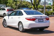 2015 Toyota Camry AVV50R Altise White 1 Speed Constant Variable Sedan Hybrid Cannington Canning Area Preview