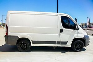 2008 Fiat Ducato Series II JTD Low Roof MWB White 6 Speed Manual Van Pakenham Cardinia Area Preview