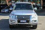 2014 Mitsubishi Pajero NX MY15 GLX Silver 5 Speed Sports Automatic Wagon Myaree Melville Area Preview