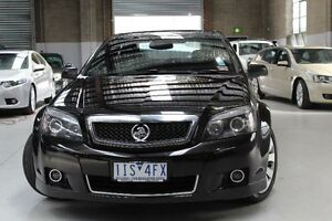 2012 Holden Caprice WM II V Black Sports Automatic Sedan Knoxfield Knox Area Preview