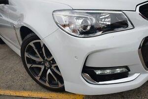 2016 Holden Commodore VF II SS-V White 6 Speed Manual Sedan Homebush Strathfield Area Preview
