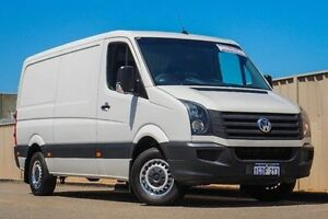 2012 Volkswagen Crafter 2ED1 MY13 35 MWB TDI300 White 6 Speed Manual Van Pearsall Wanneroo Area Preview