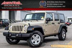 2017 Jeep Wrangler Unlimited Sport S