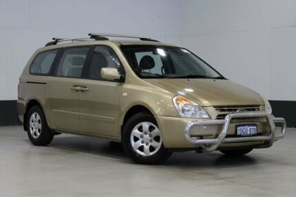 2009 Kia Grand Carnival VQ EX-L Gold 5 Speed Sports Automatic Wagon Bentley Canning Area Preview