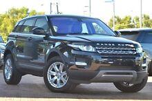 2015 Land Rover Range Rover Evoque L538 MY15 ED4 Pure Santorini Black 6 Speed Manual Wagon Osborne Park Stirling Area Preview