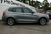 2014 BMW X3 F25 MY1213 xDrive28i Steptronic Grey 8 Speed Automatic Wagon Dandenong Greater Dandenong Preview