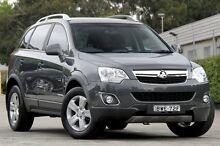2011 Holden Captiva CG Series II 5 (FWD) Grey 6 Speed Automatic Wagon Burwood Burwood Area Preview