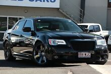 2012 Chrysler 300 SRT-8 Black 5 Speed Sports Automatic Sedan Tweed Heads South Tweed Heads Area Preview