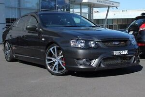 2008 Ford Performance Vehicles F6 Typhoon BF Mk II Silver 6 Speed Sports Automatic Sedan Brookvale Manly Area Preview