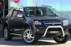 2009 Holden Colorado RC MY09 LT-R (4x2) Black 4 Speed Automatic Crewcab Old Guildford Fairfield Area Preview