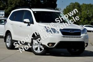 2015 Subaru Forester S4 MY15 2.5i-L CVT AWD White 6 Speed Constant Variable Wagon Port Macquarie Port Macquarie City Preview
