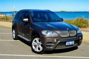 2012 BMW X5 E70 MY12.5 xDrive40d Sport Sparkling Bronze Sports Automatic Wagon Greenfields Mandurah Area Preview