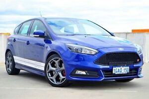 2015 Ford Focus LZ ST Blue 6 Speed Manual Hatchback Midland Swan Area Preview