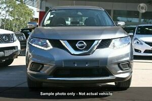 2016 Nissan X-Trail T32 ST X-tronic 4WD Gun Metallic 7 Speed Constant Variable Wagon Beaudesert Ipswich South Preview