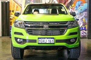 2017 Holden Colorado RG MY17 LTZ Pickup Space Cab Gloss Green Wrap 6 Speed Sports Automatic Utility