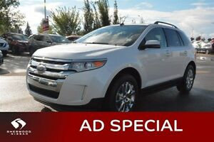 2013 Ford Edge LIMITED AWD LEATHER Navigation (GPS),  Leather,