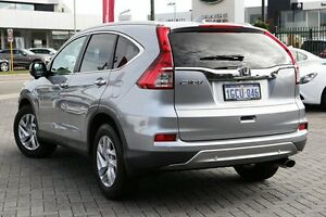 2016 Honda CR-V RM Series II MY17 VTi-S Silver 5 Speed Sports Automatic Wagon Osborne Park Stirling Area Preview