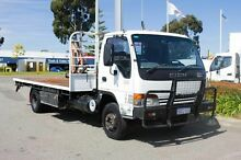 2002 Isuzu N Series  White Welshpool Canning Area Preview