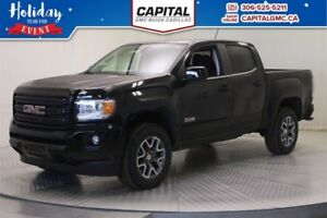 2018 GMC Canyon 4WD All Terrain with Cloth Crew Cab