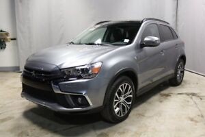 2018 Mitsubishi RVR GT AWD HEATED LEATHER SEATS, ROCKFORD FOSGAT