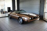 1971 Ford Mustang MACH 1 351CI Gold Automatic Convertible Thornleigh Hornsby Area Preview