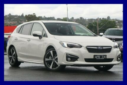 2017 Subaru Impreza G5 MY17 2.0i-S CVT AWD Satin Pearl 7 Speed Constant Variable Hatchback Lilydale Yarra Ranges Preview