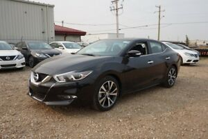 2017 Nissan Maxima SL 3.5 CVT NAVIGATION, BACK-UP CAM, HEATED ST