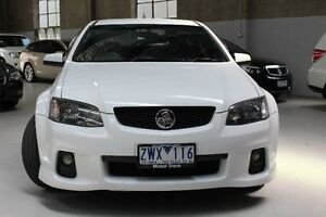 2011 Holden Ute VE II SV6 White Sports Automatic Utility Knoxfield Knox Area Preview