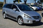 2006 Mitsubishi Grandis BA MY07 VR-X Silver 4 Speed Sports Automatic Wagon Pearsall Wanneroo Area Preview