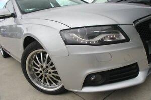 2009 Audi A4 B8 8K Multitronic Silver 8 Speed Constant Variable Sedan