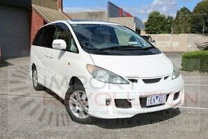 2003 Toyota Tarago ACR30R GLX White Automatic Wagon Bayswater Knox Area Preview