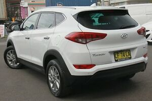 2015 Hyundai Tucson TLE Elite (AWD) Polar White 7 Speed Auto Dual Clutch Wagon Wolli Creek Rockdale Area Preview