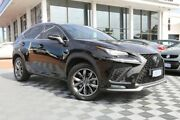 2017 Lexus NX AGZ15R NX300 AWD F Sport Black 6 Speed Sports Automatic Wagon Alfred Cove Melville Area Preview