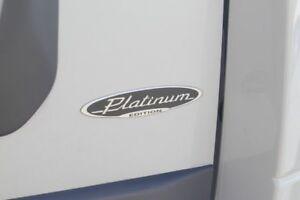 2011 Mitsubishi Pajero NW MY12 Platinum White 5 Speed Sports Automatic Wagon