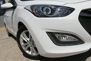 2013 Hyundai i30 GD MY14 Elite White 6 Speed Manual Hatchback Wolli Creek Rockdale Area Preview