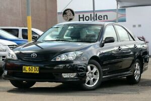2005 Toyota Camry MCV36R 06 Upgrade Sportivo Black 4 Speed Automatic Sedan Brookvale Manly Area Preview